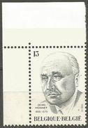 Belgium - 1988 Jean Monnet  MNH **    Sc 1294 - Belgium