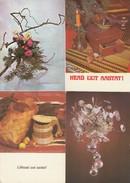 GOOD ESTONIA Four Postcards 1982/85 - Happy New Year - Estonie