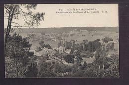 CPA 78 - SENLISSE - GARNES - Vallée De CHEVREUSE - Panorama De Senlisse Et De Garnes TB Vues Générales Villages - France