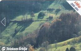 SERBIA - Povlen Mountain, 11/01, Sample No Chip And No Control Number - Yugoslavia
