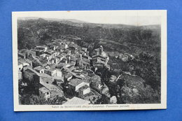 Cartolina Benestare - Panorama Parziale - 1934 - Reggio Calabria