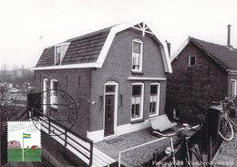 D32309 CARTE MAXIMUM CARD FD 2005 MOOI NEDERLAND - PAPENDRECHT DIJKHUISJE - DETAIL OP POSTZEGEL CP ORIGINAL - Netherlands