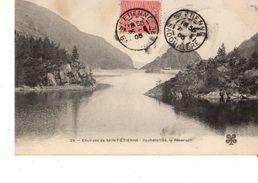 42----environs De SAINT-ETIENNE--ROCHETAILLEE---le Réservoir--voir 2 Scans - Rochetaillee