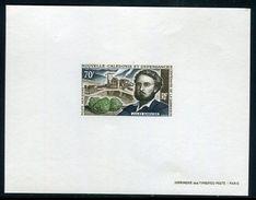 Nouvelle Calédonie - Epreuve De Luxe De Jules Garnier - Ref T2 - Sin Dentar, Pruebas De Impresión Y Variedades