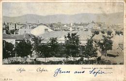 T2/T3 Sofia (EK) - Postcards