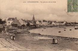 56 LOCMARIAQUER  Vue Prise Du Côté Du Golfe - Locmariaquer
