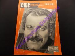 Ciné Regards 1957 N 7 James Dean, Georges Brassens, A Méchard, Jean Gabin, M Cloche, A Lualdi, C Cler, H Salvador ... - Television