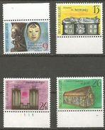 Belgium - 1988 Artifacts Set Of 4  MNH **    Sc 1297-00 - België