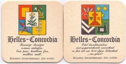 #D186-137 Viltje Concordia - Sous-bocks