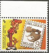 Belgium - 1988 Young Philatelists  MNH **    Sc 1301 - Belgium