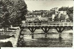 LANNION - L'Ancien Pont Du Chemin De Fer -- - Lannion