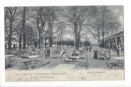 19042 -  Gruss Aus Dem Etablissement Strauchwiese Nieder Schönhausen Königl. Schlosspark - Allemagne
