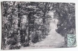 CPA Alfriston Seaford 1908 Timbre - Otros