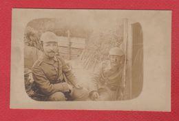 Environ De Cirey- Carte Photo -  Tranchée Allemande  -  XIX Ersatz Division - Autres Communes