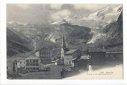 19047 -  Saas Fee - VS Valais