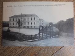 Cluny Ecole Pratique Commerce Industrie Et Promenade Du Fouettin - Cluny