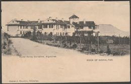 Hotel Reina Christina, Algeciras, España, C.1905 - Sterrico Tarjeta - Spain
