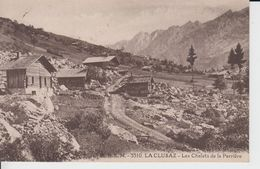 HAUTE SAVOIE - A.B.E.M - 3310 - LA CLUSAZ - Les Chalets De La Perrière  ( - Timbre à Date De 1922 ) - La Clusaz