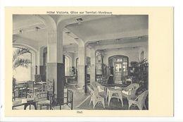 19054 -  Hôtel Victoria Glion Sur Territet-Montreux Hall - VD Vaud