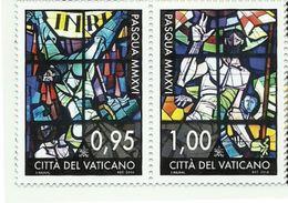 2016 - Vaticano 1733/34 Vetrata - Vetri & Vetrate