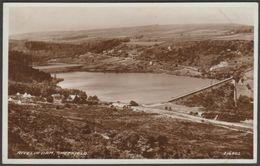 Rivelin Dam, Sheffield, Yorkshire, 1938 - Valentine's RP Postcard - Sheffield