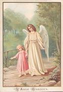 Image Religieuse Prière à L'ange Gardien - Images Religieuses
