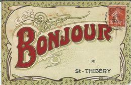 Herault : St Thibery, - Frankreich
