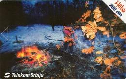 SERBIA - Christmas Motive 4 , 12/03, Sample No Chip And No Control Number - Yugoslavia