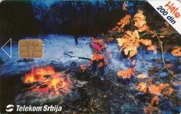 SERBIA - Christmas Motive 4 , 12/03, Sample No Control Number - Yugoslavia