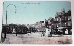 CPA Ecosse AYR The Statue Square - Ayrshire