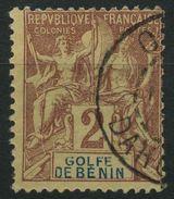 Benin (1893) N 21 (o) - Bénin (1892-1894)