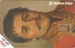 SERBIA - Portrait Of Karadorde , 02/04, Sample No Control Number - Yugoslavia