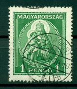 Hongrie 1932 - Y & T N. 445 - Madone Et L'Enfant - Hungría