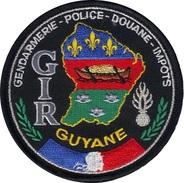 ECUSSON GROUPE INTERVENTION REGIONAL GUYANE - Police