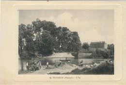 Herault : St Thibery, L'Isle, Laveurs De Sable - Frankreich