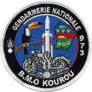 ECUSSON BMO De KOUROU - Police
