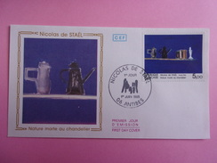 FRANCE FDC 1985 YVERT 2364 NICOLAS DE STAËL - FDC