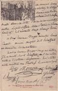 FRANCE.PROCES VERBAL DE L'EXECUTI9ON DE LOUIS XVI. ELD. TBE-BLEUP - Histoire