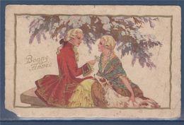 = Carte De Bonne Année 1929 - New Year