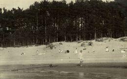 RPPC. Estonia EESTI SUVITUSKOHT N JOESUU MERE RAND 1925 - Estonia
