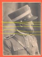 Regio Esercito Tenente Foto Con Dedica - Guerra, Militari