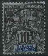 Sénégal (1887) N 12 (o) - Senegal (1887-1944)