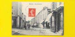 MARANS Rue Gambetta (Bluet) Chte Mme (17) - Autres Communes