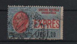 1921 Espresso 1,20 L. US - 1861-78 Victor Emmanuel II.