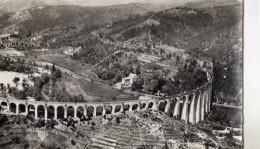En Avion...au Dessus De Chamborigaud 1959 (LOT CA) - Chamborigaud