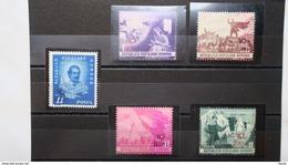 Roumanie Année 1952 N° 1223 à 1227  Neuf ** - Ungebraucht