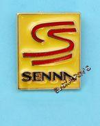 Pin's Ayrton SENNA, Formule 1, Formula One, F1, Zamac Signé FG MIAMI - F1