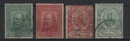 1910 Garibaldi Serie Cpl US - Usati