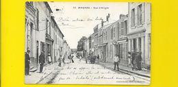 MARANS Rue D'Aligre (Archimbaud) Chte Mme (17) - Autres Communes