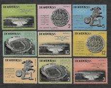 HONDURAS YVERT PA 312/320 MNH**, SPORT, OLIMPIC GAMES, DEPORTE, OLIMPIADAS DE TOKIO - Honduras